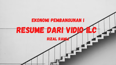 video ILC Rizal ramli