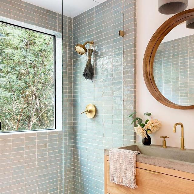 Shower Kamar Mandi Dinding Yang Bagus