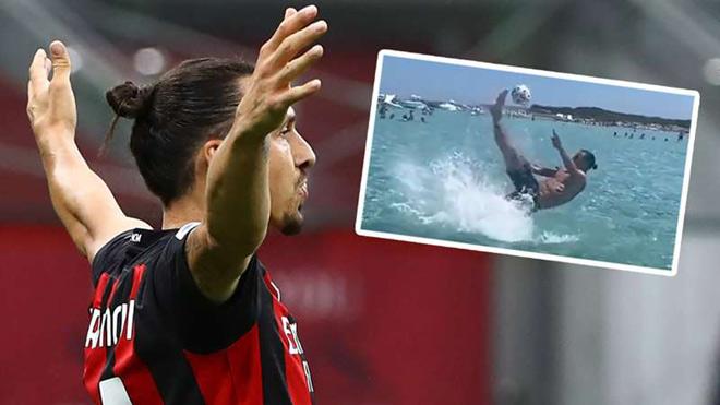 Tin HOT bóng đá sáng 12/8: Ibrahimovic phát ngôn chọc giận cả nước Anh