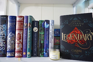 Bookshelf pic of Legendary by Stephanie Garber