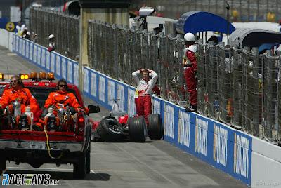Kekecewaan Ralf Schumacher