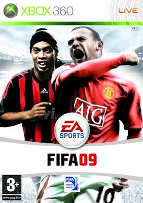 FIFA 09 (LT 2.0/3.0) Xbox 360 Torrent