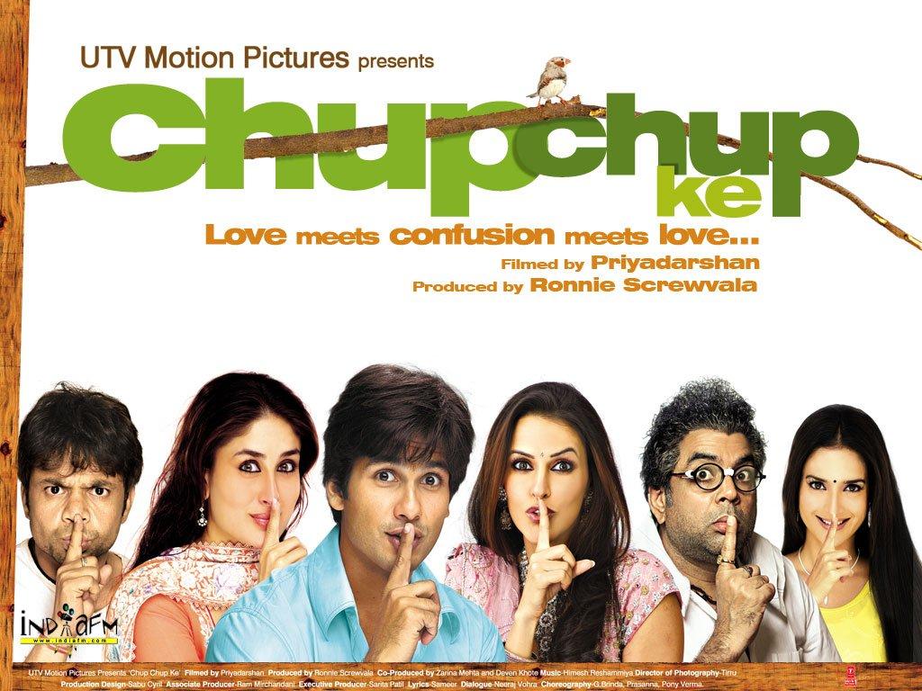 MOBILE HQ MOVIES: Chup Chup Ke 2006 3gp Movie