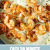 Easy 30 Minute Cheesy Garlic Shrimp Alfredo