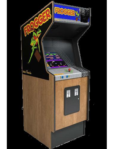 1981. Frogger Arcade