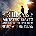 3 Ways Fantastic Beasts and Where To Find Them Opens At The Close