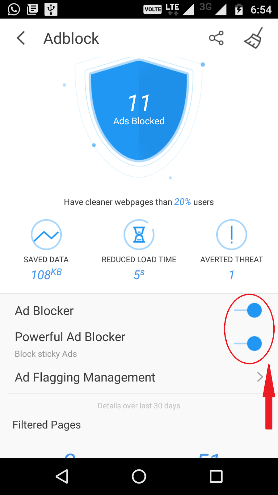 Ezhutthola: AdBlock in Android: [No Root] Most Effective Method