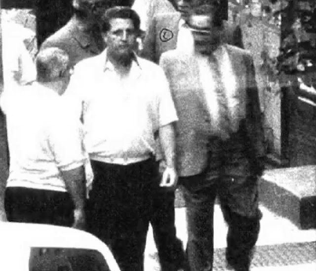 Frank DeCicco surveillance photo.