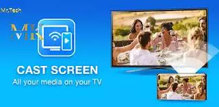 أفضل تطبيق لعكس شاشة هاتفك على التلفاز الذكي(إظهار شاشة الهاتف على التلفاز )