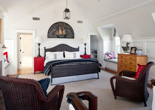 Nautical Bedroom Ideas.