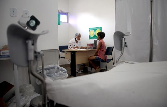 Didiane Coelho fez o exame preventivo e já está cadastrada para cirurgia pelo Mutirão