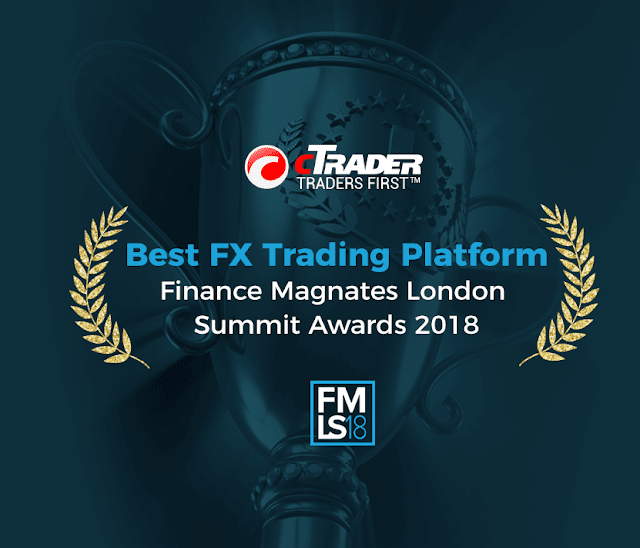 cTrader Summit Award 2018