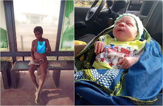 Mentally Challenged Woman Gives Birth To A Baby Boy In Anambra (Photo)