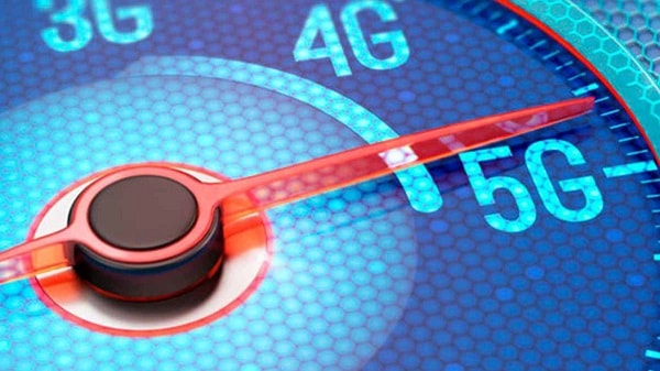 كم تبلغ سرعة الأنترنت 5G