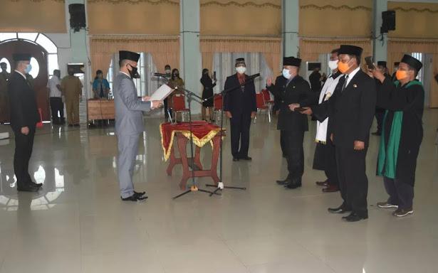 Seleksi JPT di Pemkab Gumas Diduga Rekayasa. Syarat Usia Dilanggar!!