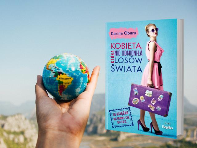 """""""Kobieta, która nie odmieniła losów świata"""" Karina Obara [PATRONAT/PREMIEROWO]"""