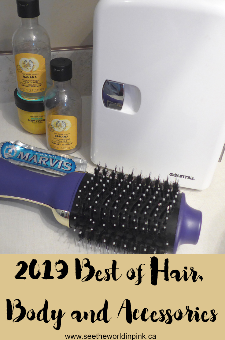 Best of 2019 - Hair, Body and Accessory Discoveries!