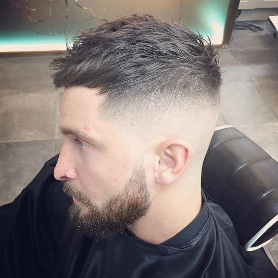 Best Temp Fade Mens Haircuts