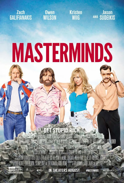 Masterminds (2016) ταινιες online seires oipeirates greek subs