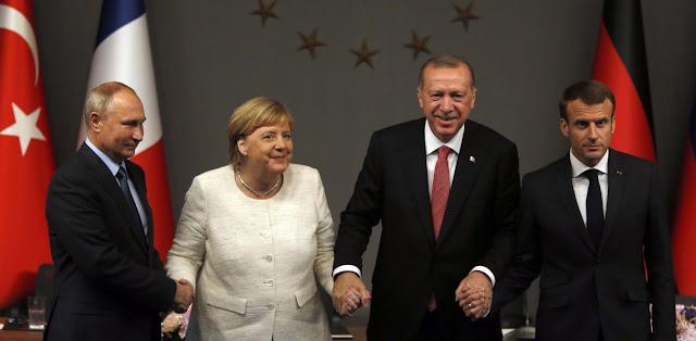 Γιατί ο Ερντογάν σνομπάρει και την Μέρκελ και τον Τραμπ;
