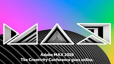 Adobe MAX : La conférence créativité est en ligne et c'est gratuit !