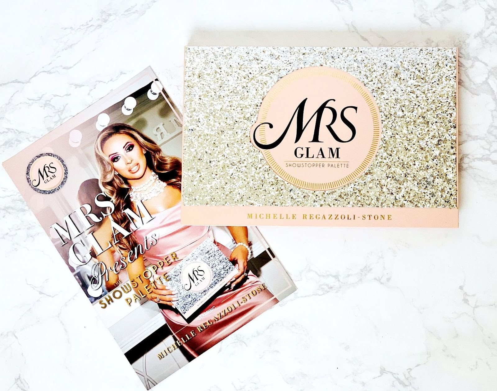 Mrs Glam Showstopper Palette Review