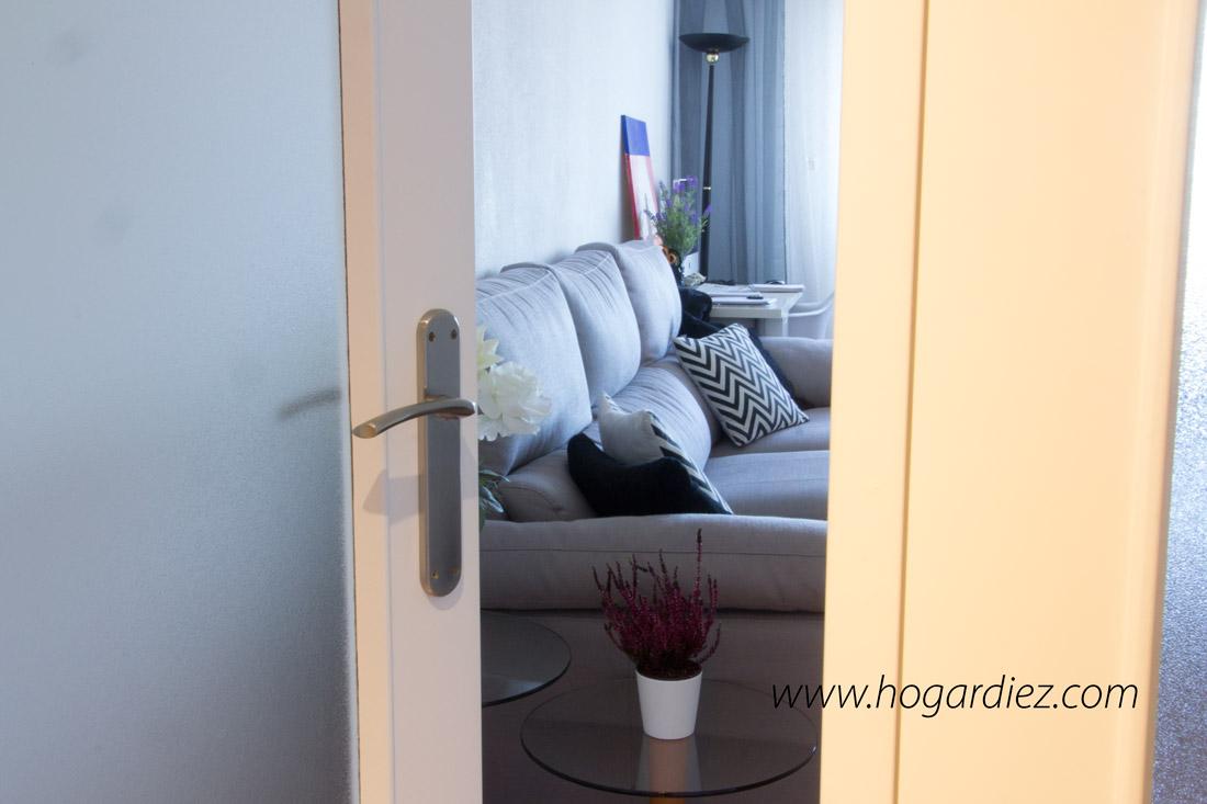 Como Limpiar Puertas Lacadas En Blanco Adios Al Sapely Pintar  ~ Puertas Blancas Lacadas O Pintadas