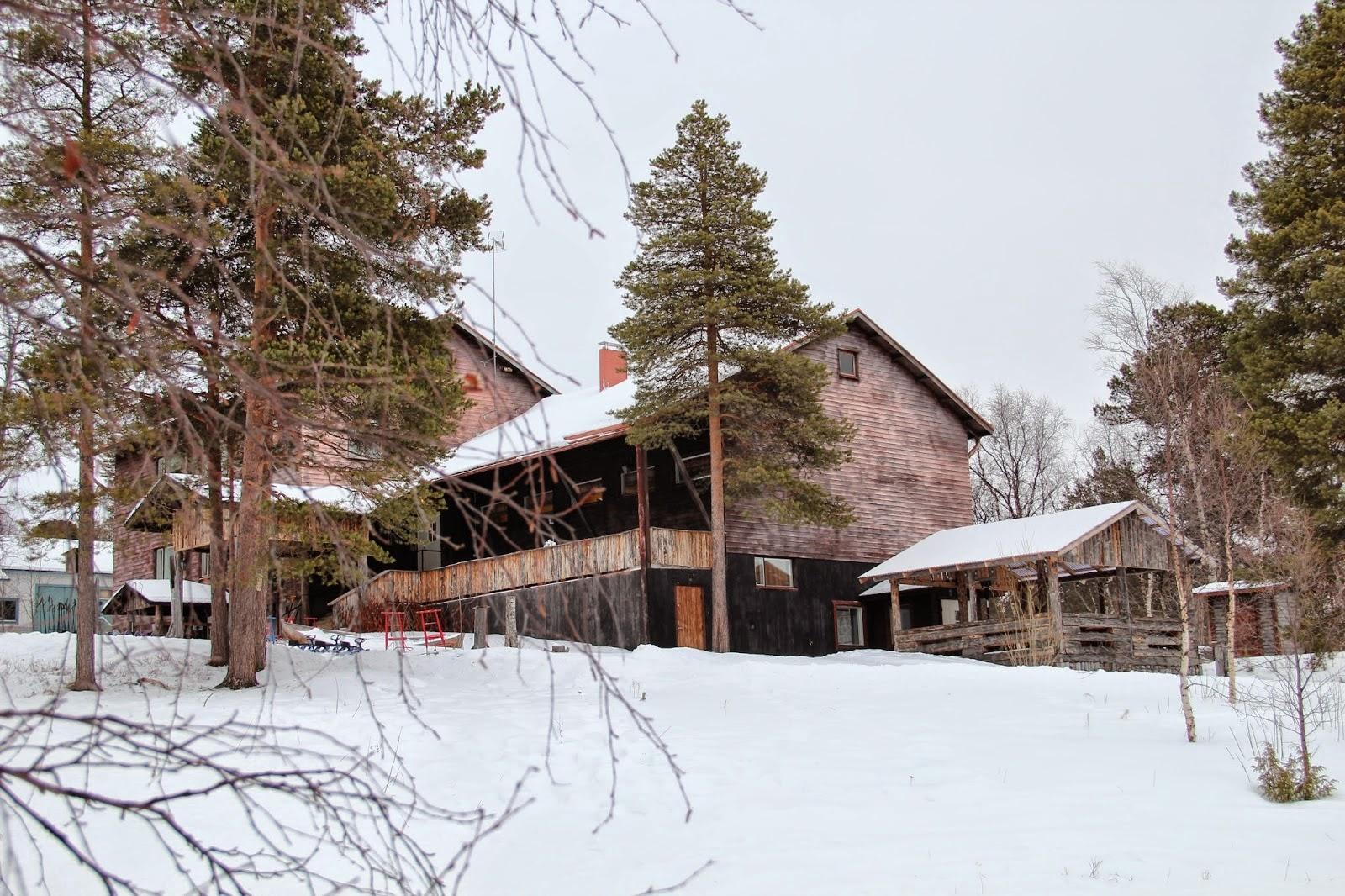 Hotel Korpikartano Finland