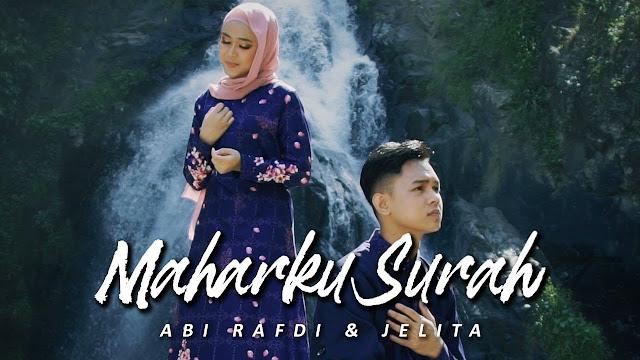Lirik lagu Abi Rafdi dan Jelita Maharku Surah