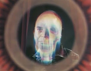 Don Rickles as Crane, seen through Xavier's X-ray eyes