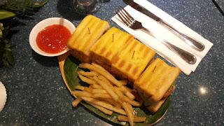 Sandwich Neng Ussy