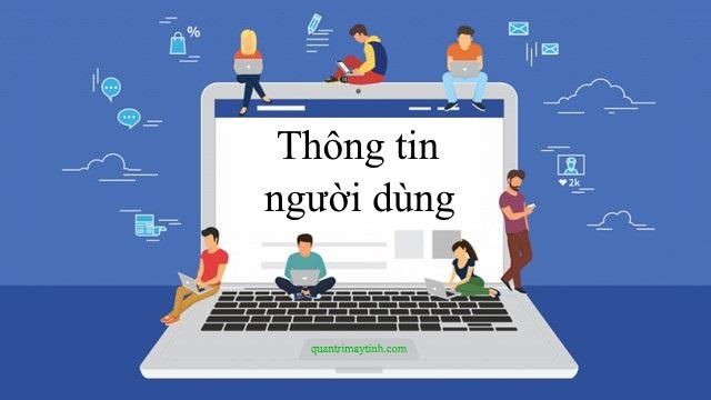 Mạng xã hội thu thập thông tin người dùng