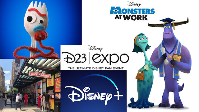 D23 Expo Disney Plus Panel Wrap Up Details
