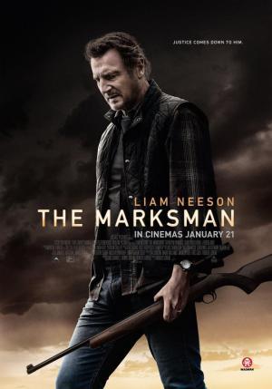 """""""The Marksman"""" (2021): Película de acción"""