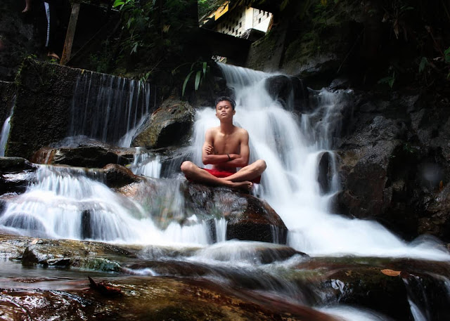 Air Terjun Batu Ampar