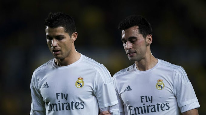 Ronaldo can't get better than 'best in the world' Real Madrid - Arbeloa
