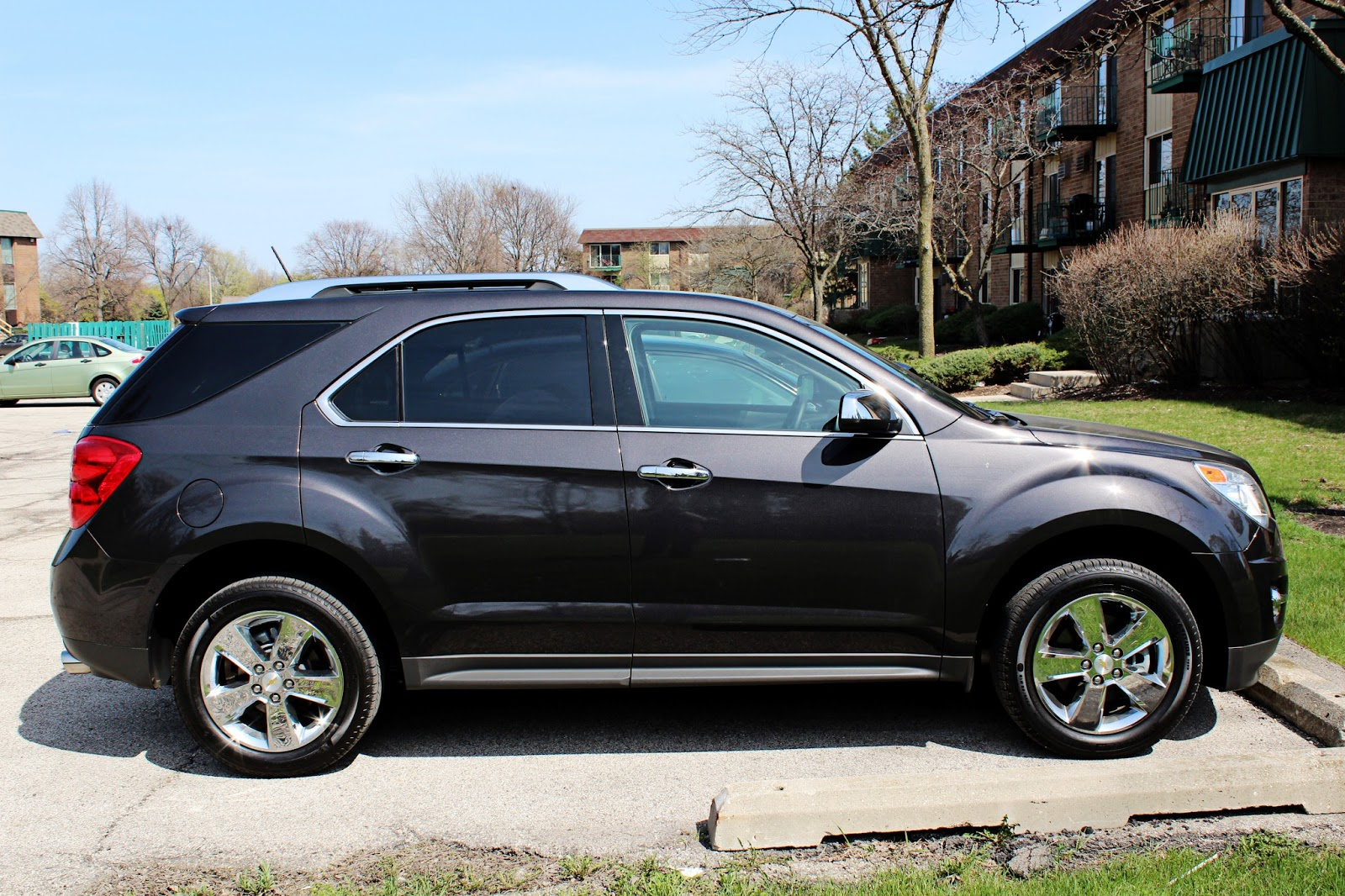 chevy equinox experience the accidental wallflower. Black Bedroom Furniture Sets. Home Design Ideas