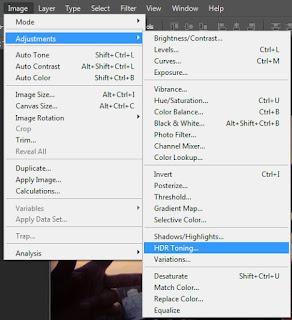 How To Use HDR Toning In Photoshop Hindi ? HDR Toning का इस्तेमाल कैसे करे ?