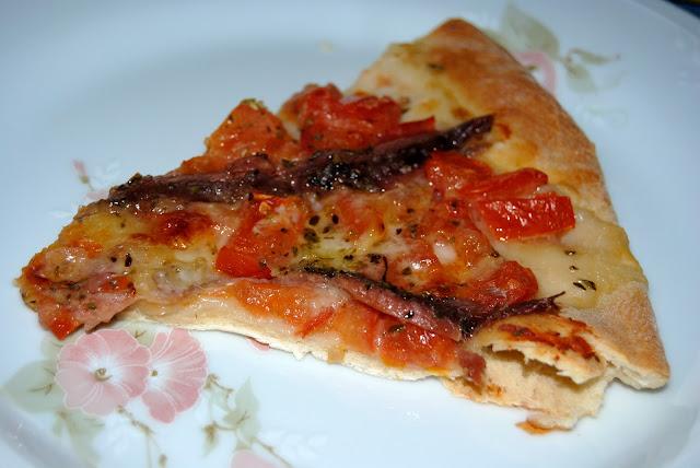 Pizza Napolitana (Pizza alla Napoletana) Receta