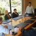 Παράδοση - Παραλαβή στα Λουτρά : Ο κ. Μπίνος λέει ότι αφήνει παρακαταθήκη 300000€