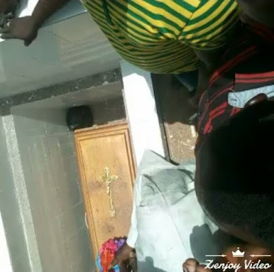 Photos: 33-year-old man who died a week to his wedding laid to rest in Bauchi