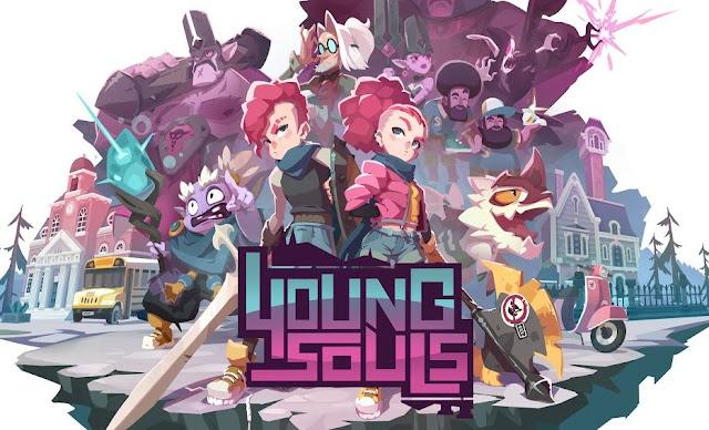Young Souls, RPG beat 'em up com elementos narrativos, é anunciado para Switch
