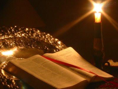 Versículos de la Biblia la luz del mundo