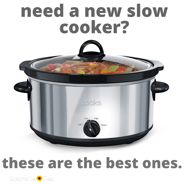 what kind of slow cooker to buy