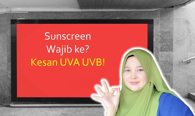 SkinCare 2021: Sunscreen Dan Cara Reapply