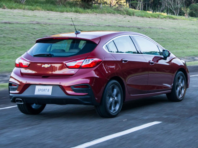 Chevrolet fecha turno de produção do Cruze na Argentina