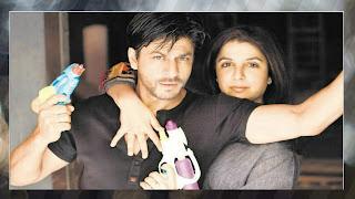 फराह खान के साथ शाहरुख खान नज़र आएंगे नई फ़िल्म में ll