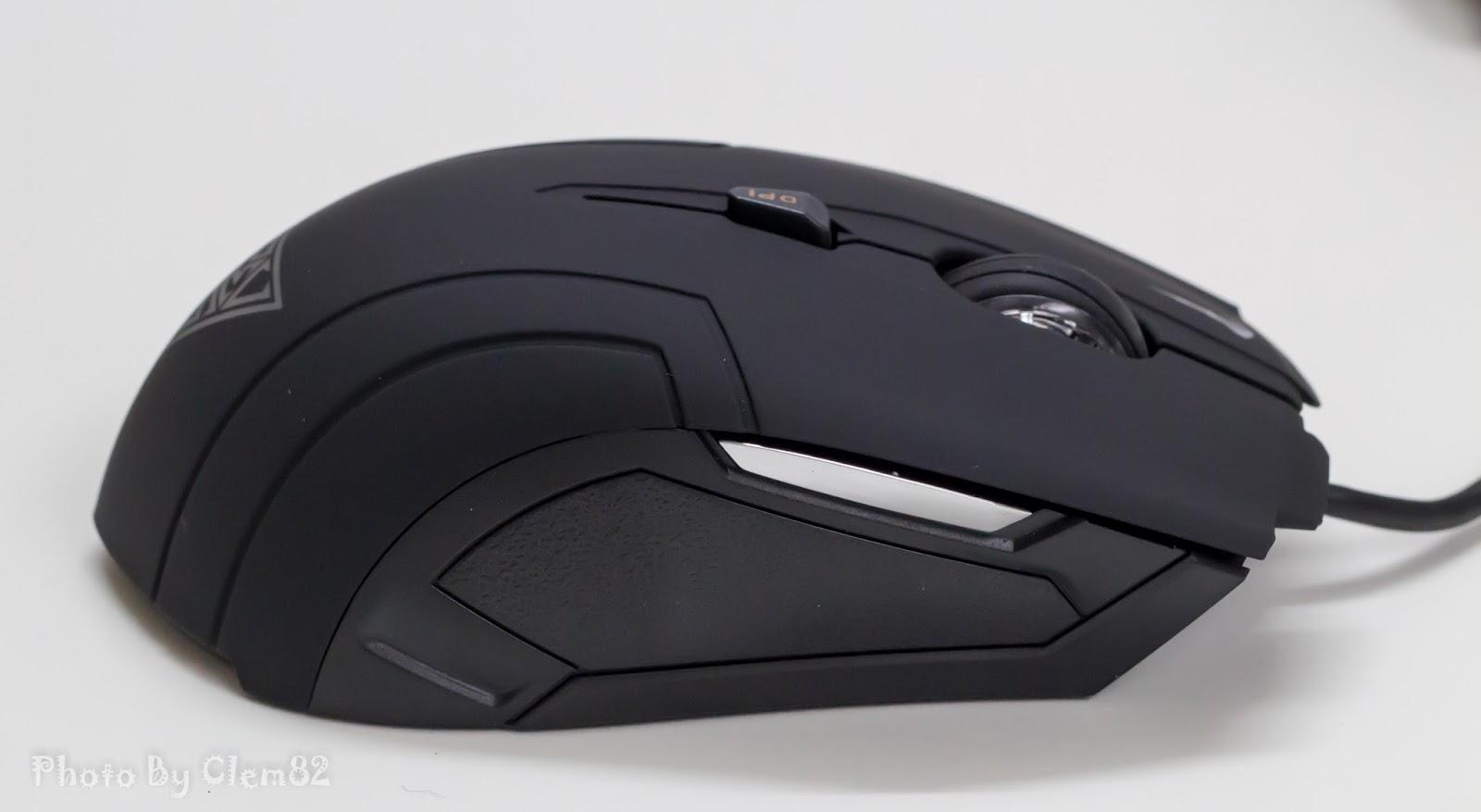 Gamdias Demeter Optical Gaming Mouse 7