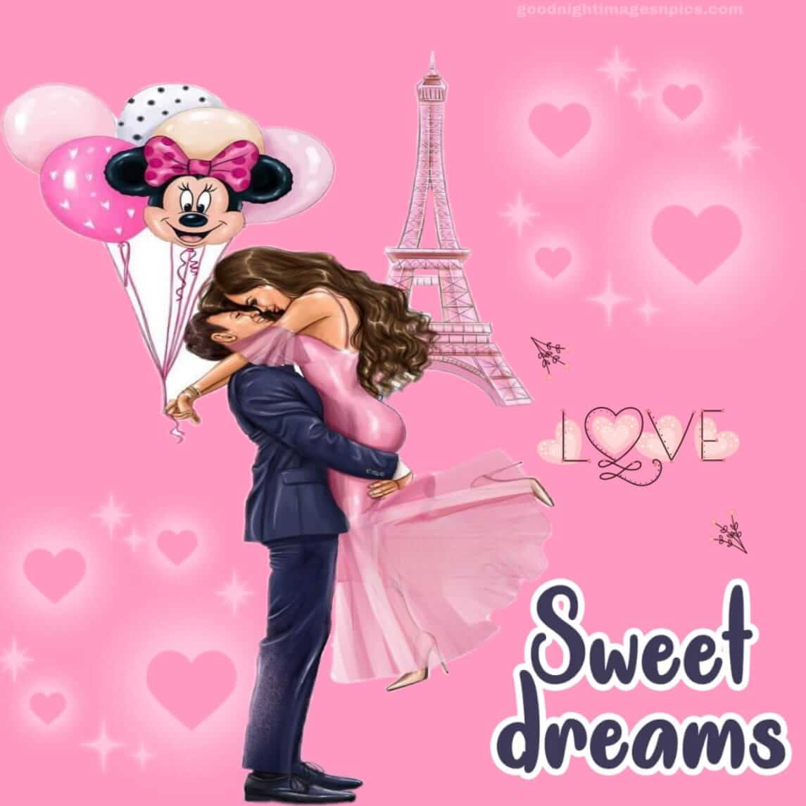 Good Night Photo For Love HD Download