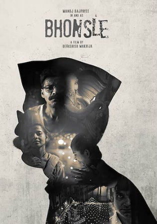Bhonsle 2020 WEBRip 300MB Full Hindi Movie Download 480p